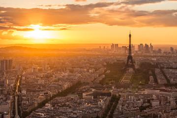 Wall Mural - Eiffel Tower in Paris , France