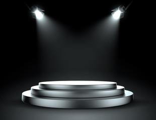 Spot light stage