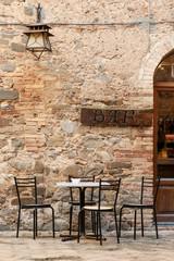 Bar in San Marino