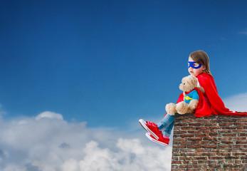 child super hero
