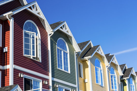 Townhouse Row