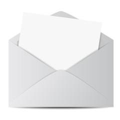 Web E-mail Envelope Icon