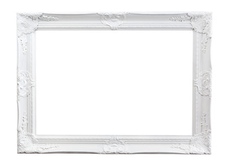 Ornated painted Picture Frame