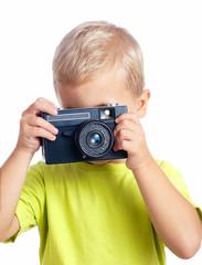boy photographed