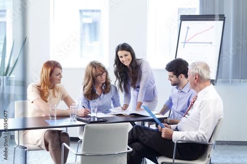 business development professionals working - HD1688×1125
