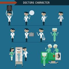 Doctors character