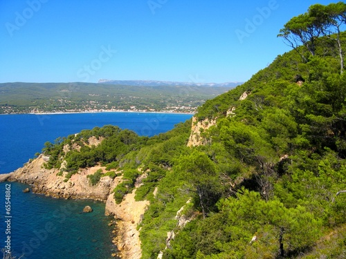 quot calanque du port d alon var quot 스톡 사진 로열티프리 이미지 fotolia 이미지 65548862