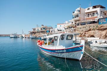 Kreta - Griechenland - Hafen von Sisi