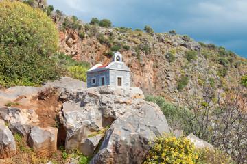 Kreta - Griechenland - Ikonostase von Kounali