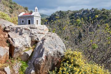 Kreta - Griechenland - Kapelle von Kounali