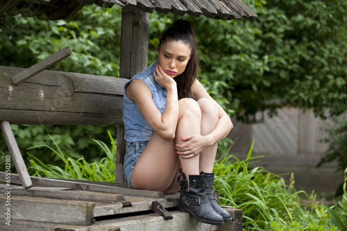 417Подсмотренное за девушками в измайловском парке