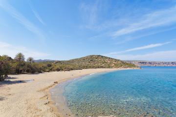 Kreta - Griechenland - Strand von Vai