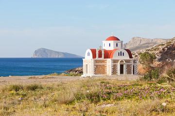 Kreta - Griechenland - Kirche von Pachia Ammos