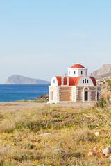 Kreta - Griechenland - Kapelle von Pachia Ammos