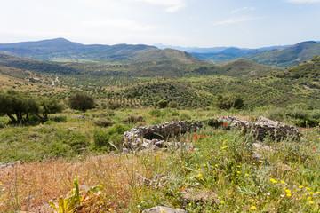 Kreta - Griechenland - Ruinen von Kourounes