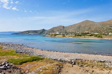 Kreta - Griechenland - Meerenge von Elounda