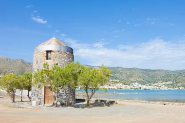 Kreta - Griechenland - Ruine von Elounda