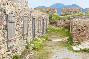 Kreta - Griechenland - Ruinen von Ierapetra