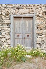 Kreta - Griechenland - Tür zur Vergangenheit