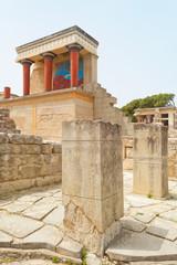 Kreta - Griechenland - Zentrum von Knossos