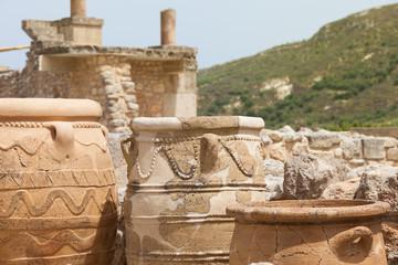 Kreta - Griechenland - Geschichte von Knossos
