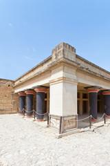Kreta - Griechenland - Schlafgemach von Knossos