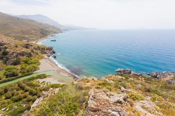 Kreta - Griechenland - Bucht von Prevelhi