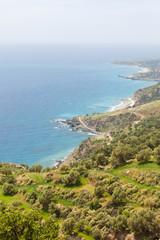 Kreta - Griechenland - Küste von Koraka