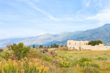 Kreta - Griechenland - Ruinen von Frangokastello