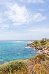 Kreta - Griechenland - Strand von Frangokastello
