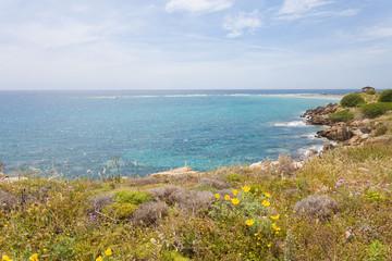 Kreta - Griechenland - Küste von Frangokastello