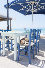 Kreta - Griechenland - Entspannung in Kalamaki