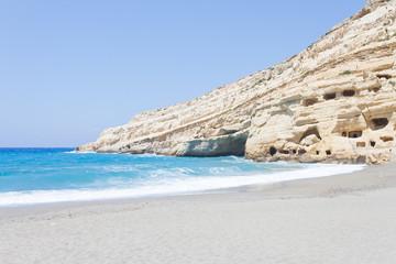 Kreta - Griechenland - Matala Beach