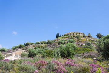 Kreta - Griechenland - Bergspitze von Agios Ioannis