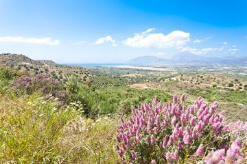 Kreta - Griechenland - Landschaft von Agios Ioannis