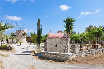 Kreta - Griechenland - Agii Deka