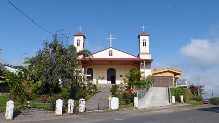 Iglesia de Santa Cruz, Cartago, Costa Rica