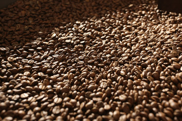 brown coffee, background texture