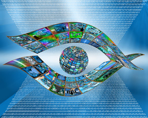 eye of  internet