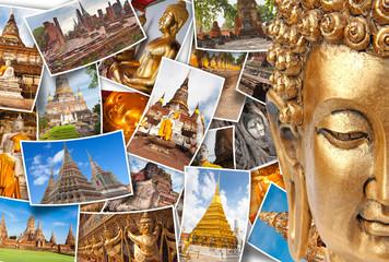 Bouddhas du pays des dieux, Thaïlande