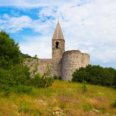 Church of the Holy Trinity, Hrastovlje, Slovenia.