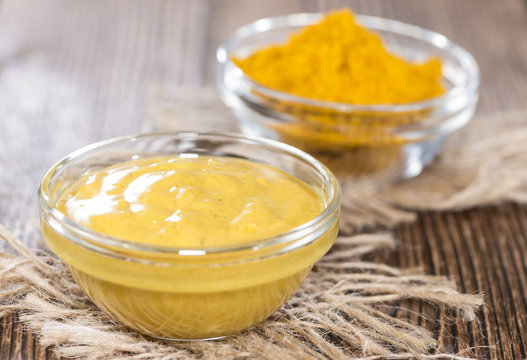 Homemade Curry Sauce