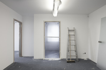 Büro Renovierung