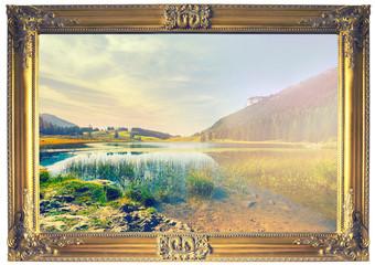 Bilderrahmen Seewaldsee