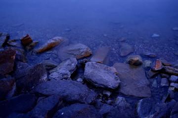 Abend am Walensee