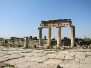 Hierapolis Ancient City, Denizli