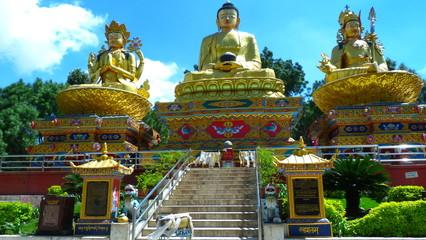 Statues Bouddha Géantes