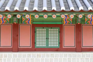 Gyeongbokgung Palace, a royal palace located in South Korea