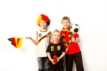 Fans aus Deutschland