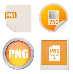 Png icon set